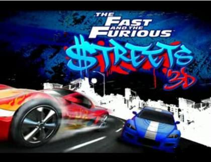 the fast and the furious streets 3d